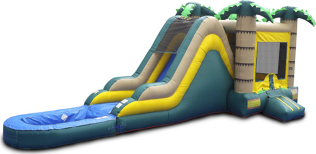 Tropical Combo with Removable Pool (IN STOCK SOON!)