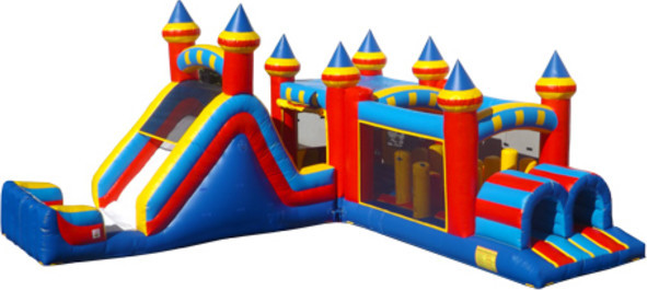 3 Piece Castle Obstacle