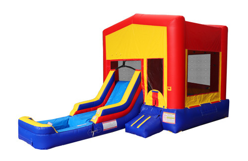 4-n-1 Compact Combo with Detachable Pool (OUT OF STOCK)